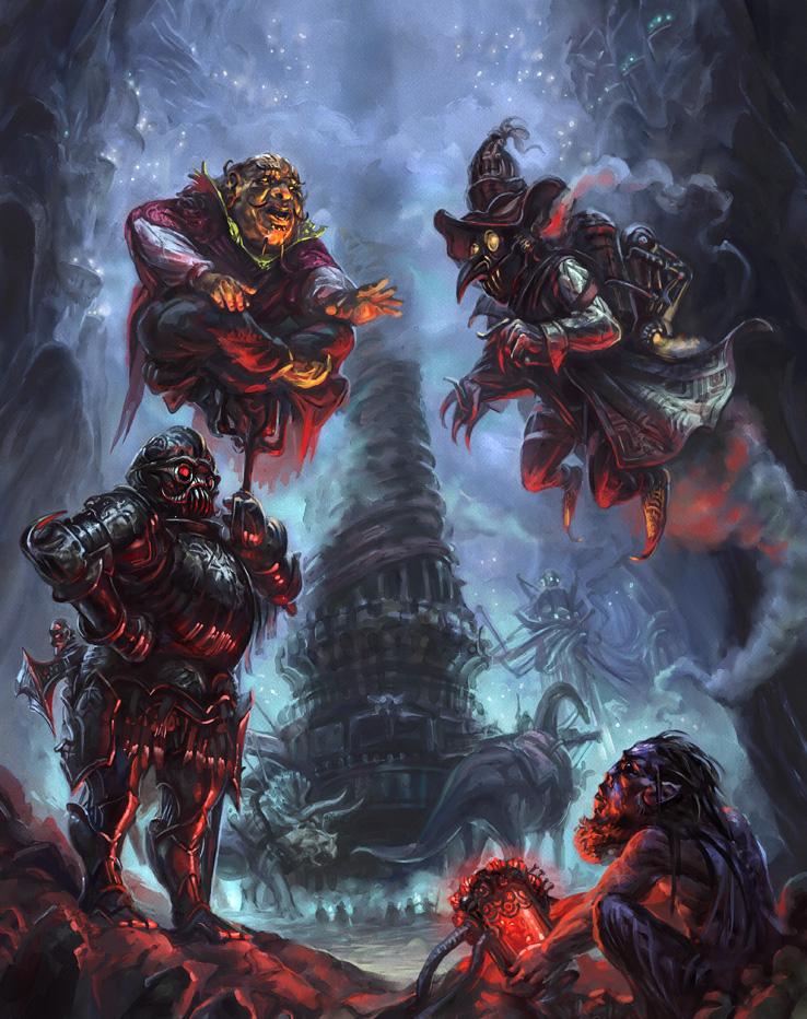 GtG: 12 - Dwarves by Merlkir