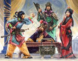 GtG: 13 - Heroes of Kralorela by Merlkir