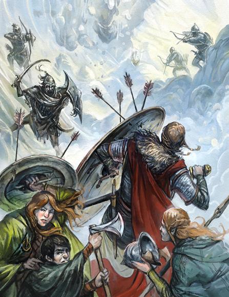 Goblin Ambush by Merlkir
