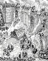 HQG: Siege of Nochet by Merlkir