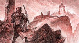 Tales of Tamriel: Wayshrines by Merlkir