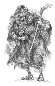 TOR: Barrow Woman