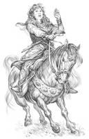 TOR: Rynelda Fast Rider by Merlkir