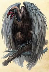 TOR: Iron Vulture by Merlkir