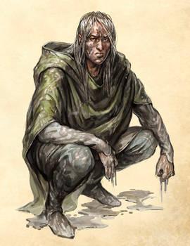 TOR: Mud Elf