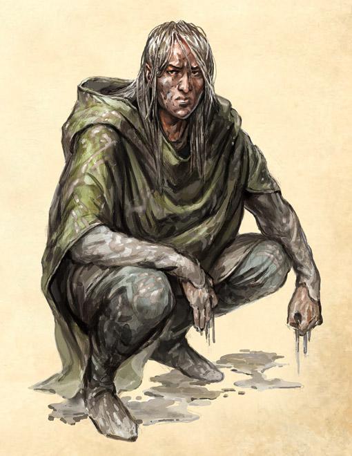 TOR: Mud Elf by Merlkir