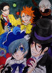 Black Butler | Kuroshitsuji Book of Circus
