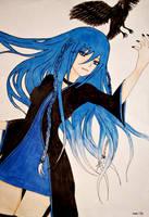 Saphir and Uzaeris by AmaiShi93