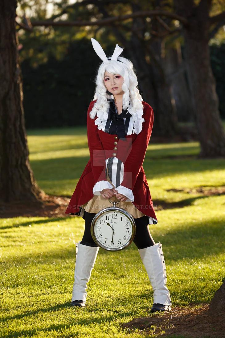 Alice in Wonderland White Rabbit by seralucos ...  sc 1 st  DeviantArt & Alice in Wonderland White Rabbit by seralucos on DeviantArt