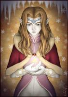 Zelda: Birth of a Legend by Fenrisfang