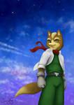 Fox McCloud by Fenrisfang