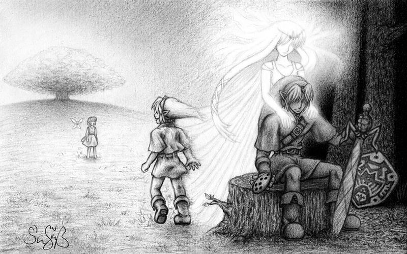 Home / Heimat (Legend of Zelda) by Fenrisfang