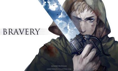 Bravery (white ver.)
