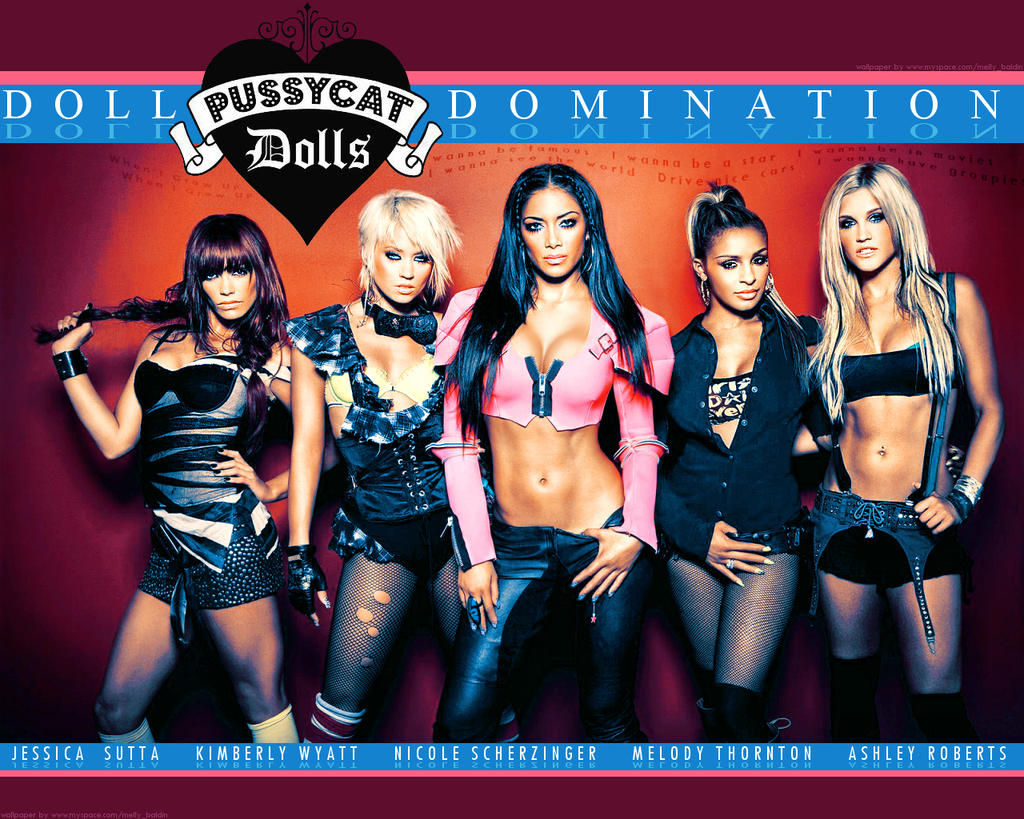 Pussycat Dolls Doll Domination Cover 104