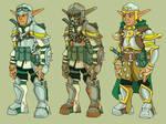 Spargan Soldiers