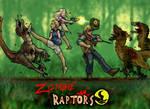Zombie Raptors, quick color