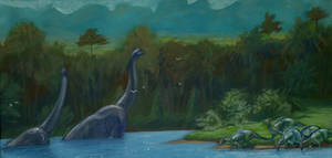 Jurassic Park WIP