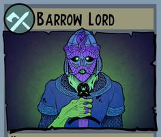 Cardcraft Barrow Lord