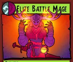 Cardcraft Battle Mage