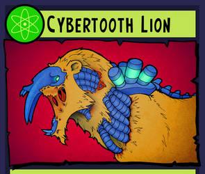 Cybertooth Lion
