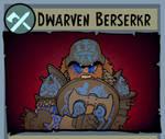 Dwarven Berserkr