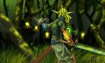 Forest Skirmish