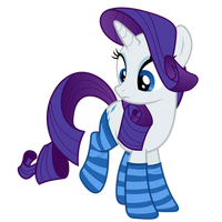Rarity in socks by alexiy777