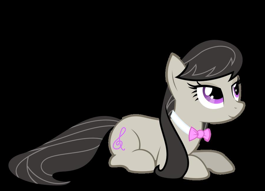 Octavia Pony Vector Standalone octavia by