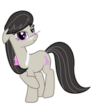 Octavia with glasses