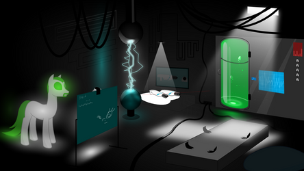 Laboratory #63 by alexiy777