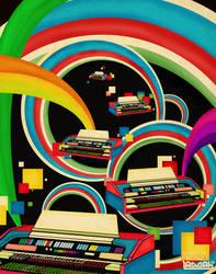 minimoog frenzy by JeremiC