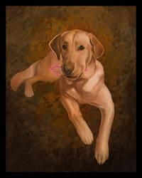 Puppy Portrait - Crit Needed