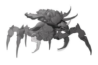 StarCraft Lurker