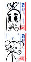 Label 228 Vol. 3 by sevasuno