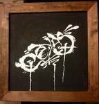 Quick canvas piece by sevasuno