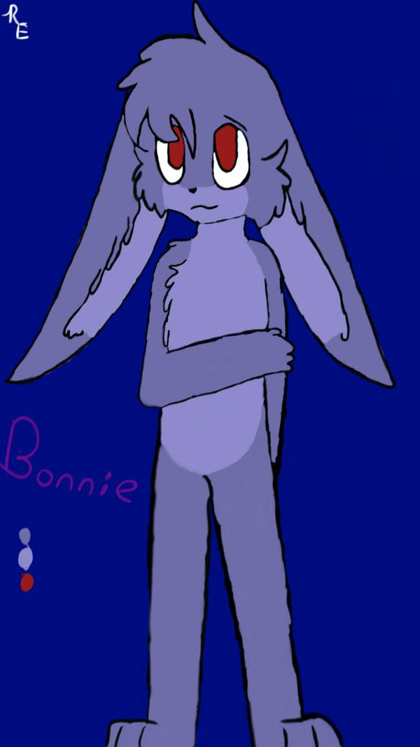 bonnie ref by Exomaster5523