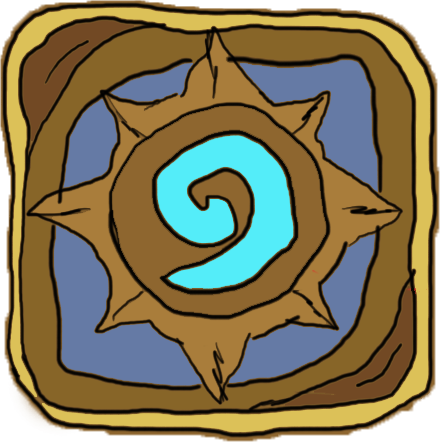 Download chair png images transparent gallery - Hearthstone Logo By Drerrror On Deviantart