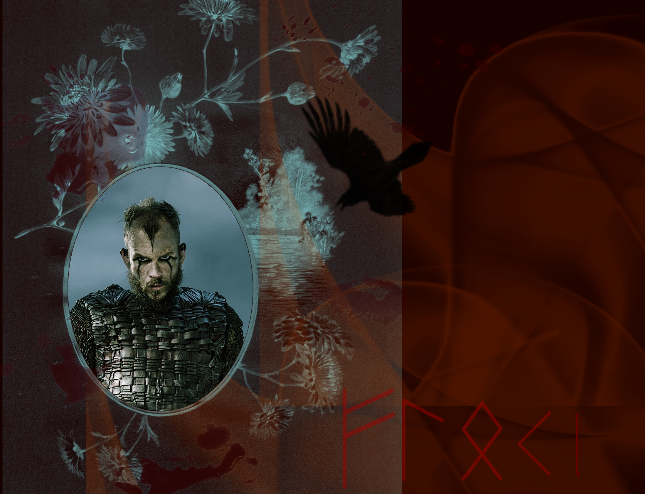 Floki wallpaper by TheEclecticOne