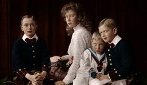 Children of George V