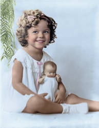 Shirley Temple by TheEclecticOne
