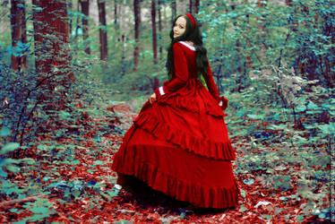 Snow White by MariannaInsomnia