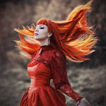 Fire And Whispers by MariannaInsomnia