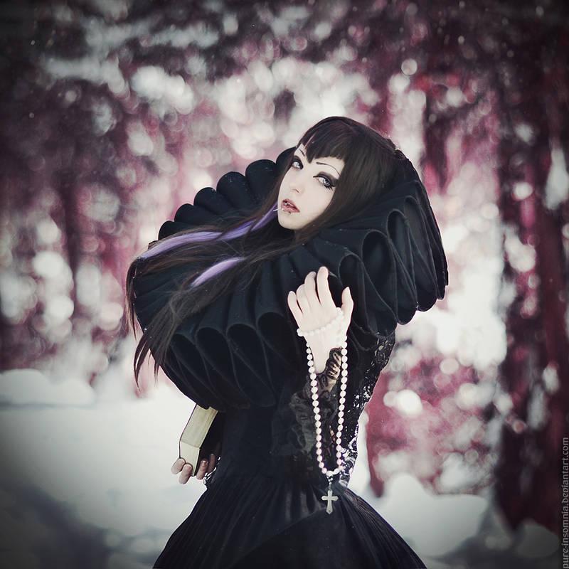 Sister Of Charity by MariannaInsomnia