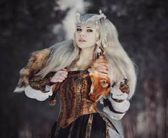 Werewolf by MariannaInsomnia