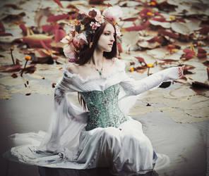 Ophelia by MariannaInsomnia