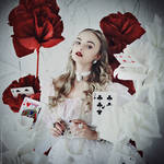 Alice in Wonderland: The White Queen