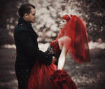 Red Wedding by MariannaInsomnia