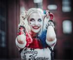 Harley Quinn by MariannaInsomnia