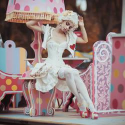 Rococo Doll by MariannaInsomnia