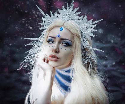 Dota 2: Crystal Maiden